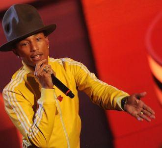 'Happy' de Pharrell Williams : un million de singles...