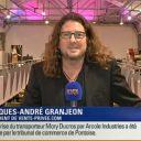 Jacques-Antoine Granjeon change de prénom sur BFMTV