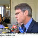 Jean-François Copé a changé de tête sur i-TELE