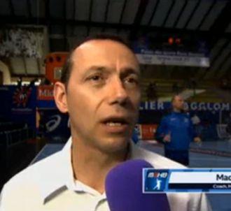 Machin Truc, coach de Monpellier sans T pour beIN Sports