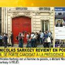 Nicolas Sarkozy pense qu'il est un homme du passé ?