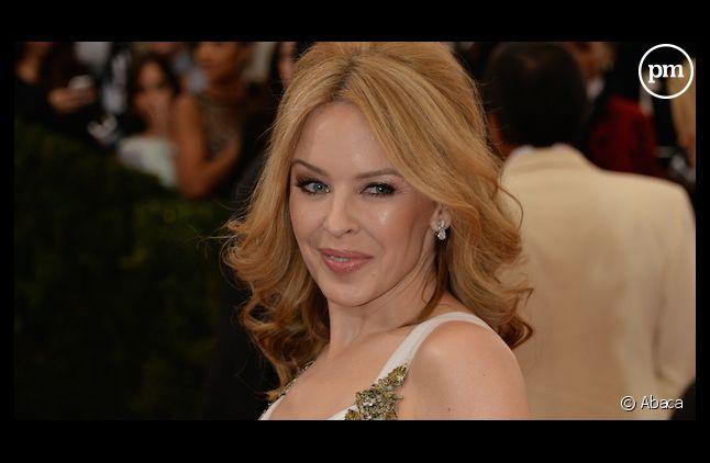 """Kylie Minogue sera présente lors de la finale de """"The Voice"""""""