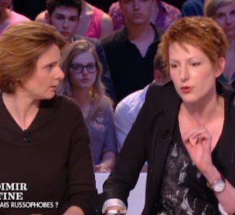 Prise de bec entre Caroline Fourest et Natacha Polony sur...