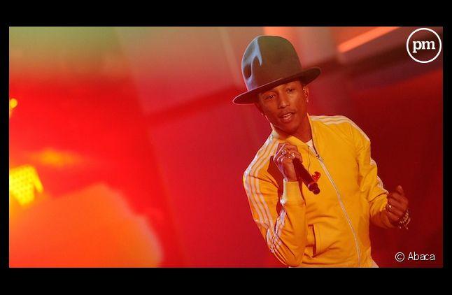Pharrell Williams détrôné au top singles