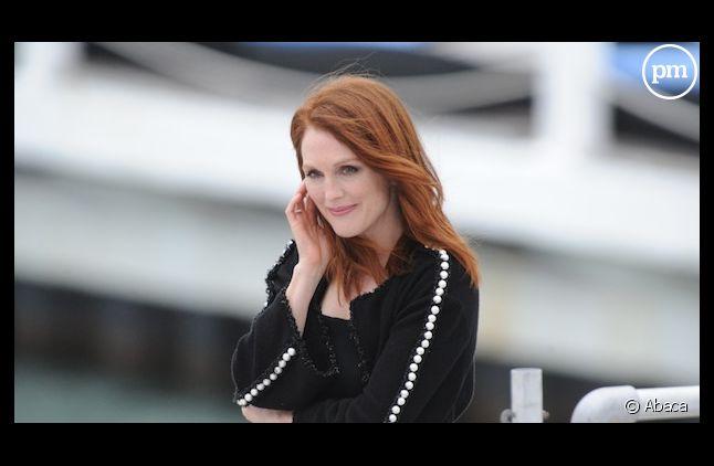 """""""Julianne Moore"""" a décroché le prix d'interprétation du 67eme Festival de Cannes"""