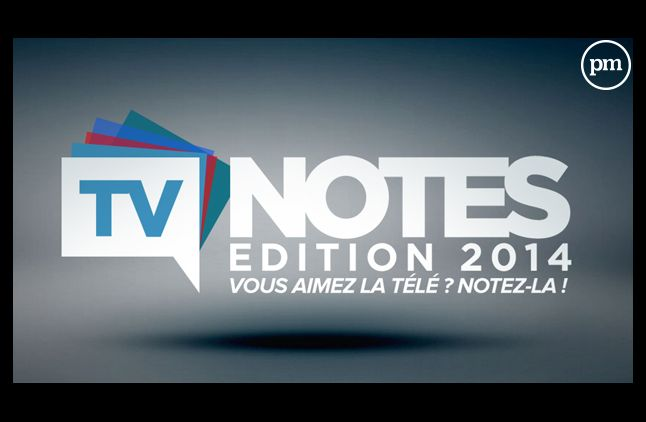 Les TV Notes, édition 2014.