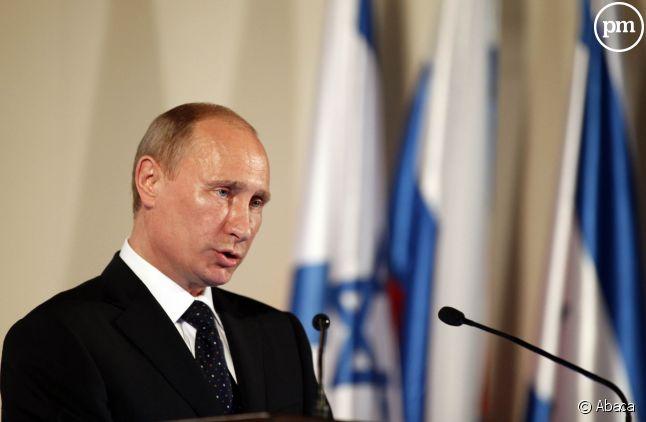 Vladimir Poutine, en juin 2012.
