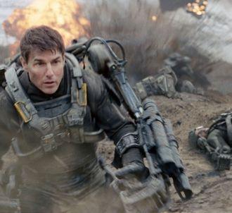 Tom Cruise dans 'The Edge of Tomorrow'
