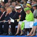 Cérémonie officielle du 70e anniversaire du Débarquement