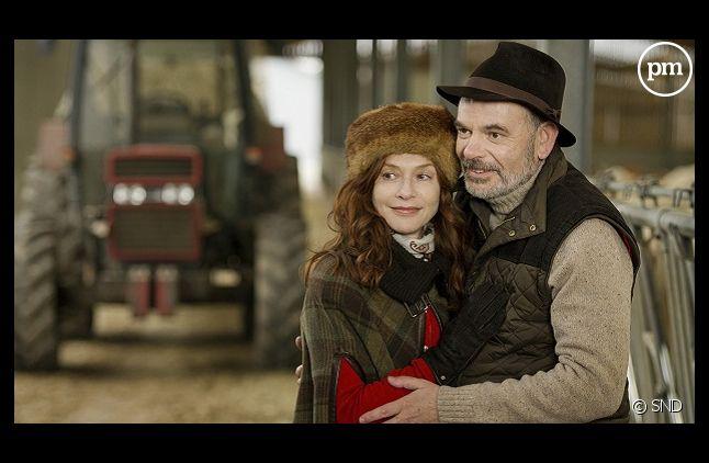 """""""La ritournelle"""" de Marc Fitoussi avec Isabelle Huppert et Jean-Pierre Darroussin arrive en tête des premières séances à Paris"""