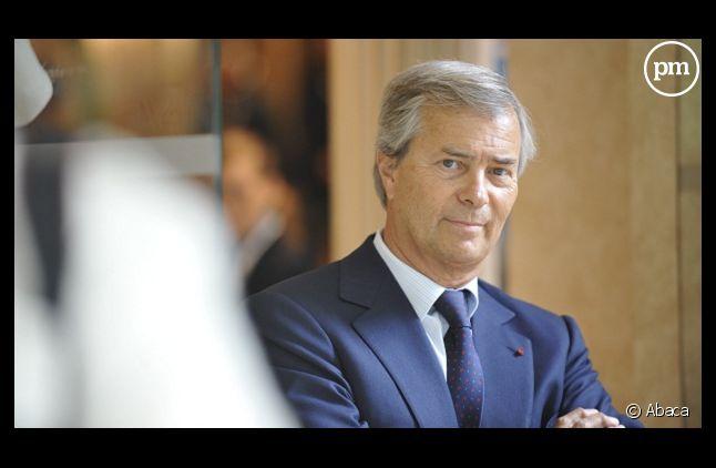 Vincent Bolloré a été nommé hier président du conseil de surveillance de Vivendi