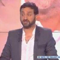 Happening sur i-TELE : Cyril Hanouna