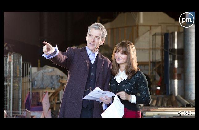 """Cinq scénarios de la saison 8 de """"Doctor Who"""" ont fuité"""