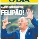 """""""Va en enfer, Felipao !"""", dit """"O Dia"""""""