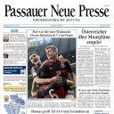 La presse allemande en joie
