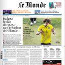 """""""Une déroute historique"""" pour """"Le Monde"""""""