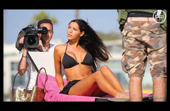 """Nabilla, héroïne sur NRJ 12 des """"Anges de la Téléréalité"""" et de """"Hollywood Girls"""""""