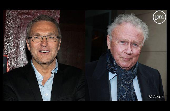Laurent Ruquier/Philippe Bouvard : qui est le plus écouté ?