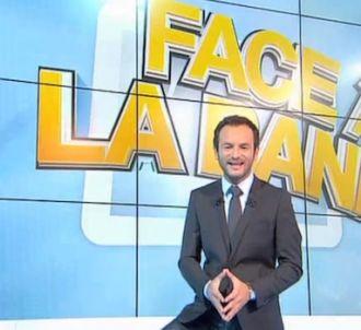 Premières minutes de 'Face à la bande' avec Jérémy...