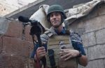 "L'exécution du journaliste James Foley par l'Etat Islamique à la Une du ""New York Post"""