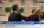 Remaniement : Adrien Gindre de BFMTV à la chasse aux ministres après leur premier conseil