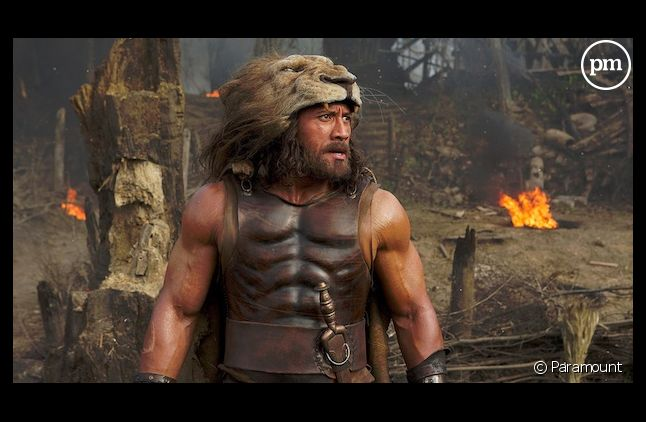 """""""Hercule"""" avec Dwayne Johnson, en tête des premières séances"""