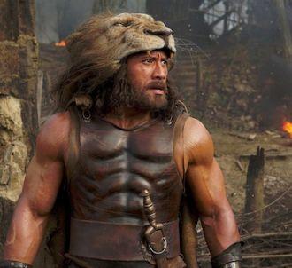 'Hercule' avec Dwayne Johnson, en tête des premières...