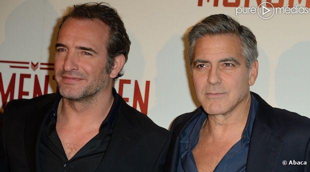 Jean dujardin rejoint george clooney pour nespresso for Dujardin clooney