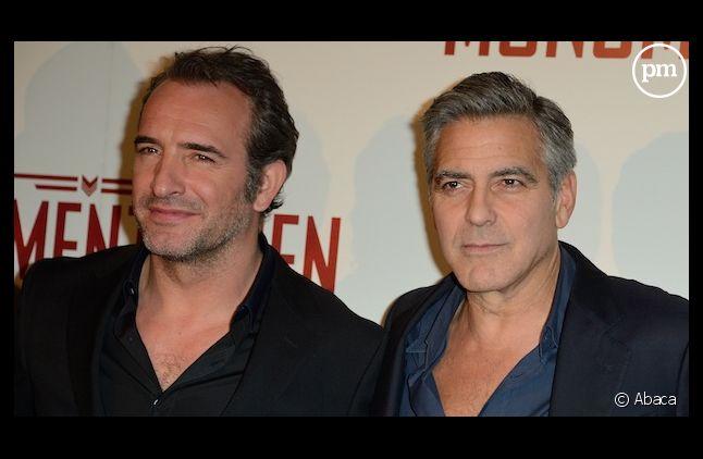 Jean Dujardin va donner la réplique à George Clooney dans la prochaine pub Nespresso