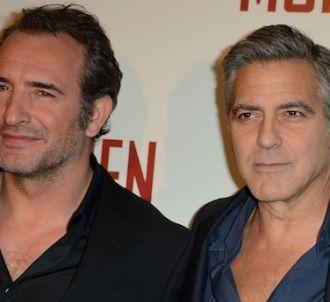 Jean Dujardin va donner la réplique à George Clooney dans...