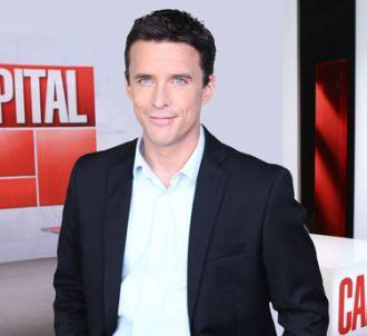 François-Xavier Ménage, à la tête de 'Capital' sur M6.