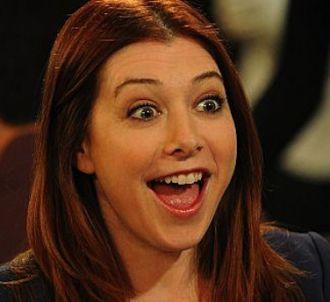 Alyson Hannigan est la cinquième actrice de série la...