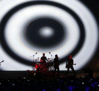 U2 a chanté un titre lors de la Keynote d'Apple