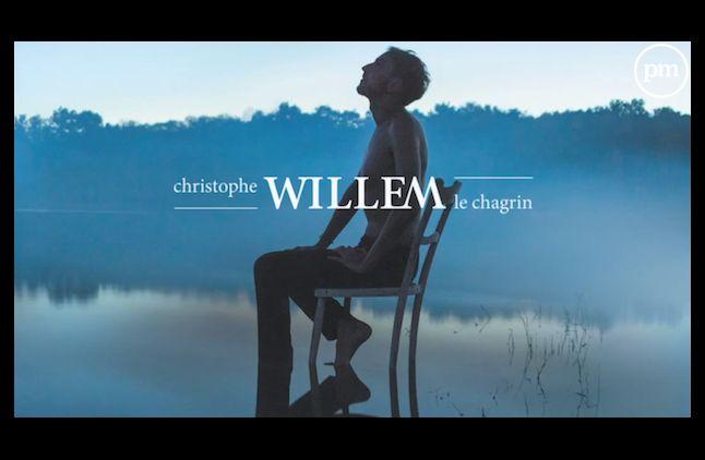 """Christophe Willem dévoile """"Le chagrin"""""""