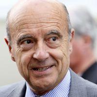 Alain Juppé, gagnant du Grand prix de l'humour politique 2014