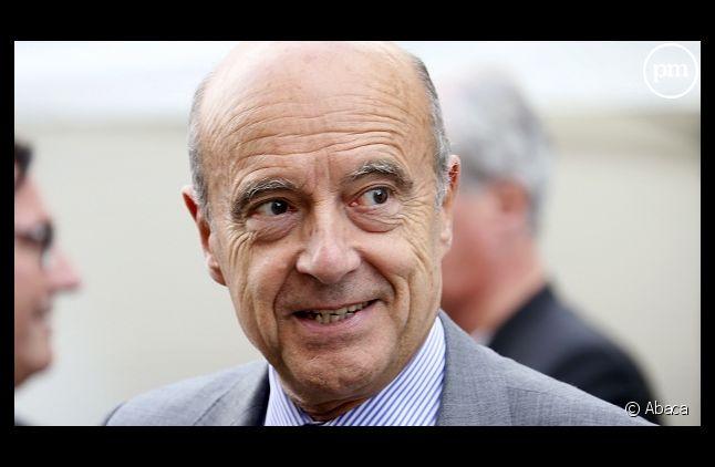 Alain Juppé, vainqueur du Grand prix du Press Club, humour et politique