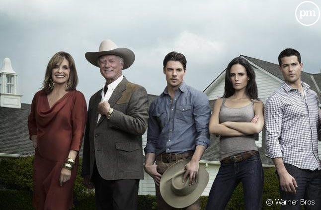 """La série """"Dallas"""" arrêtée"""