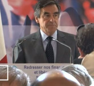 Le coup de com' avec François Fillon.