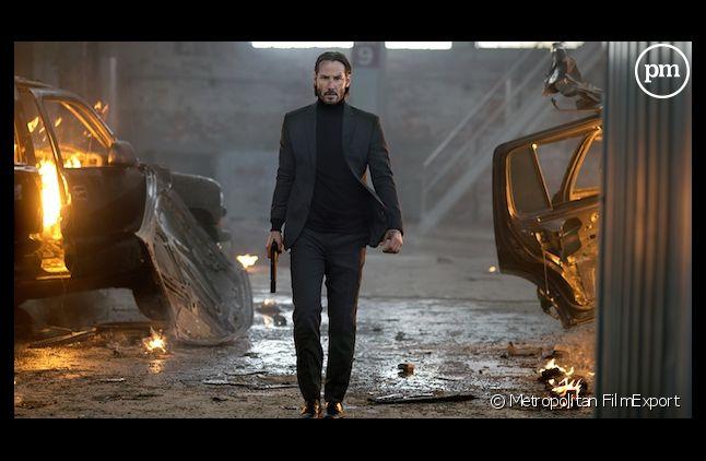 """Keanu Reeves dans """"John Wick"""""""
