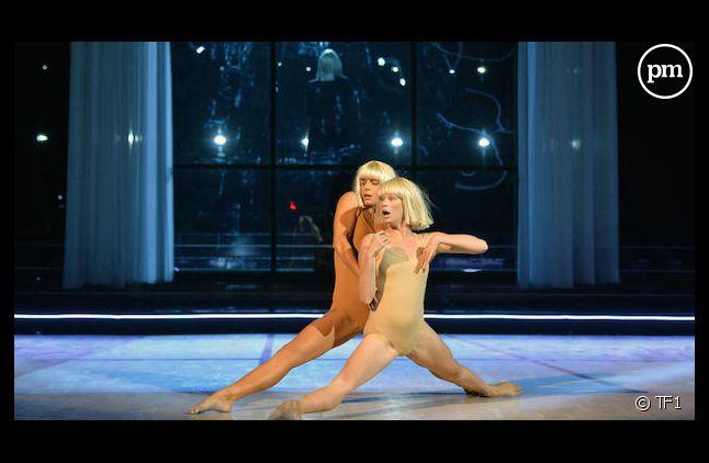 """Sia repasse en tête du top singles grâce à """"Danse avec les stars"""""""