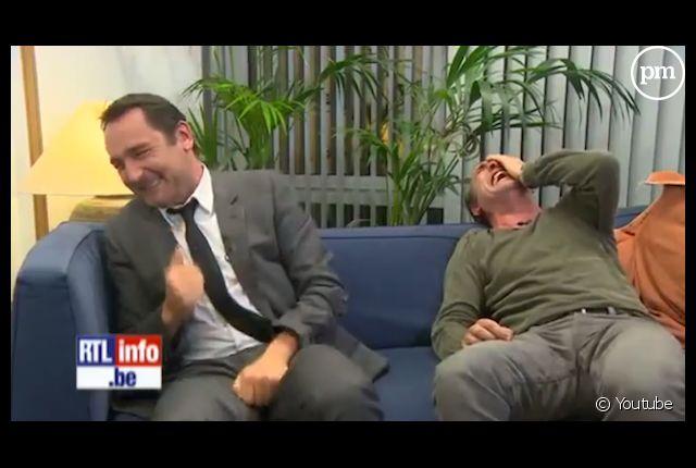 Jean dujardin actu photos et biographie puremedias for Dujardin et lellouche film