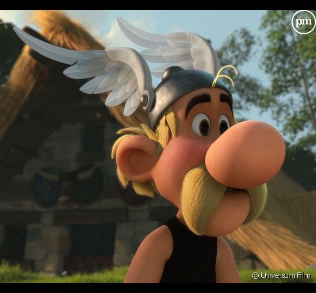 """""""Astérix - Le Domaine des Dieux"""" démarre en tête du box-office"""