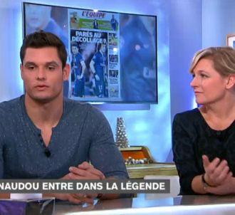 Florent Manaudou accuse 'L'Equipe' d'être 'devenu un...