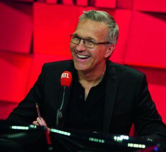 Laurent Ruquier, sur RTL.
