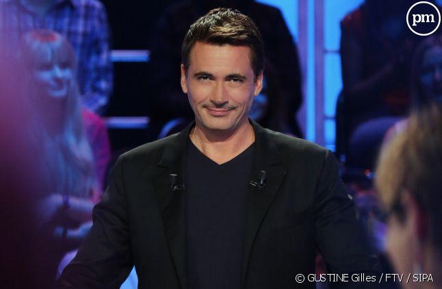 """Olivier Minne, animateur de """"Pyramide"""" et """"Fort Boyard"""" sur France 2"""