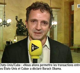 Rapprochement Cuba-USA : un député français très très ému...