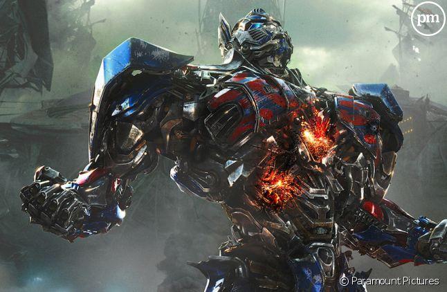 """""""Transformers : l'âge de l'extinction"""" est le plus gros succès du cinéma dans le monde en 2014"""