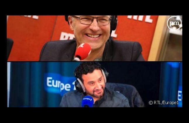 Laurent Ruquier et Cyril Hanouna s'affrontent entre 16 heures et 18 heures