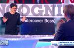 """Le patron de D8 parodie """"Patron Incognito"""" dans """"Touche pas à mon poste"""""""
