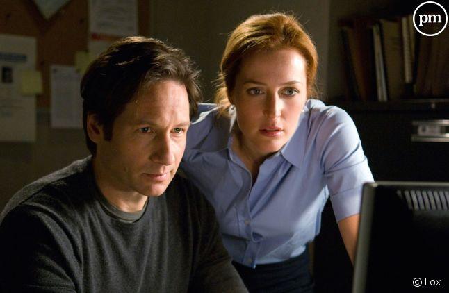 """David Duchovny et Gillian Anderson de retour dans un reboot de """"X-Files"""""""